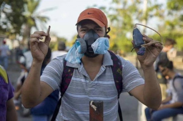 Young people in Nicaragua have been victims of media and political manipulation.